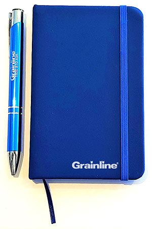 Free Grainline Notepad & Pen Set
